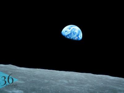 師匠シリーズ38 月と地球/本